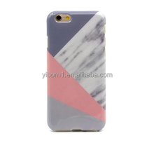 2016 hot marble art designs cutom printing case for mobile phone