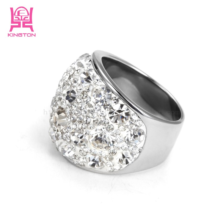 Luxury Engagement Rings 18k White Gold Diamond Ring Price In