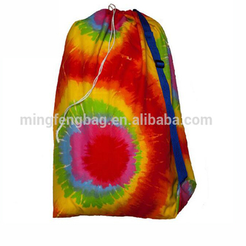Tie Dye Commercial Grade Large Laundry Bag
