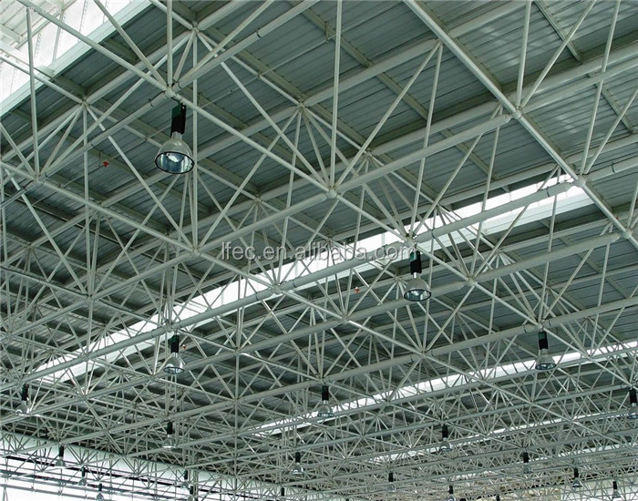 High Quality Space Grid Frame Structure for Steel Building