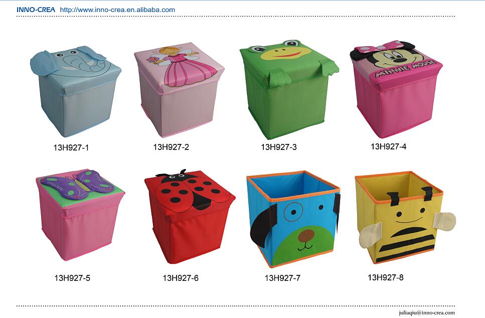 Baby Organizer Animal Storage Bins/basket/ Hampers Bins