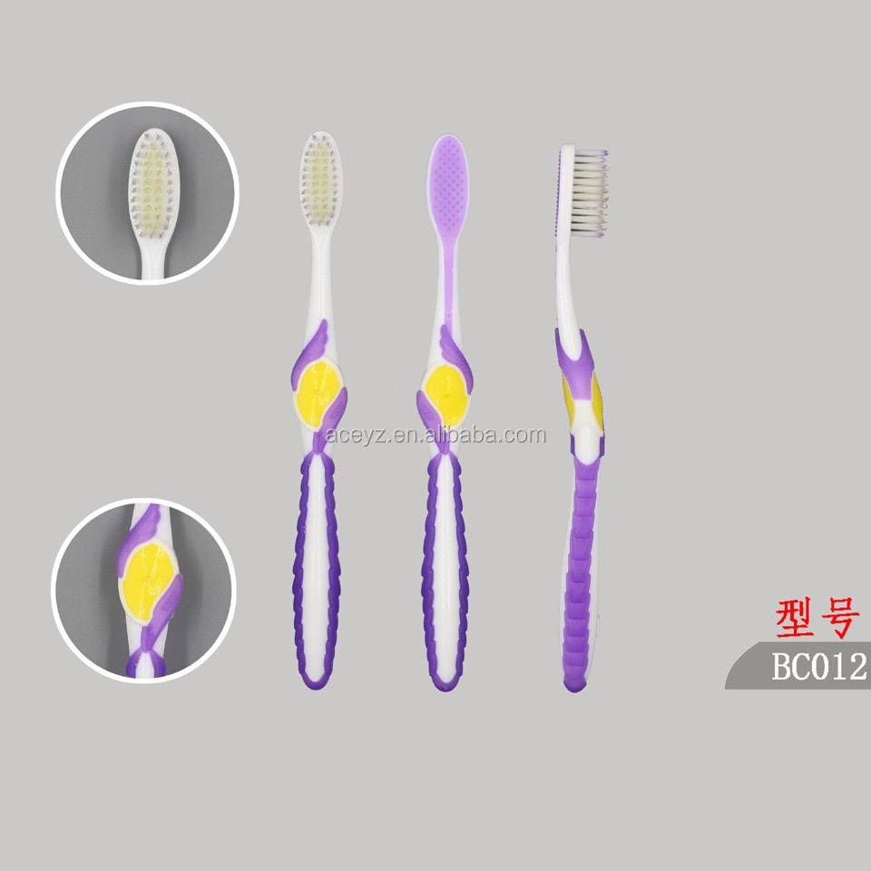 New design prefab home use toothbrush china supplier