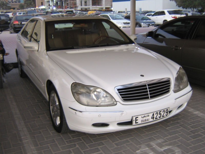 Mercedes-Benz S320 electric windows sometimes can not lift ...