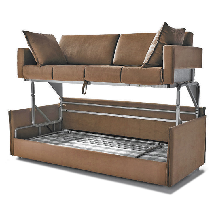 Pleasant Best Quality Steady Sofa Converts To Double Deck Bunk Bed Buy Sofa Converts Bunk Bed Sofa Bed Double Deck Bed Double Decker Sofa Bed Product On Home Interior And Landscaping Ologienasavecom