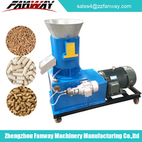 Convenient use Wood Pellet making Machine /Wood Pelet Mill For Sale