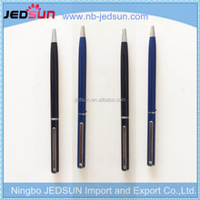 Business gift wax metal ballpen metal roller ball pen calligraphy pen with pen drive card hot selling for school and office