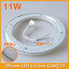 205mm G10Q T9 LED Circular Tube Light 11W LED Ring Light Factory Price