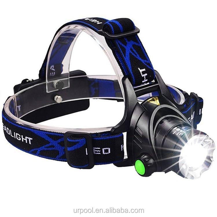 Led Headlight Flashlight 10w Led Light T6 Led Headlamp