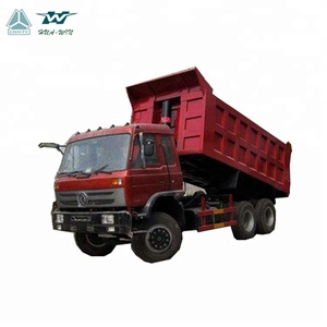 cummins engine 210 hp 16 cubic meter 10 wheel dump truck