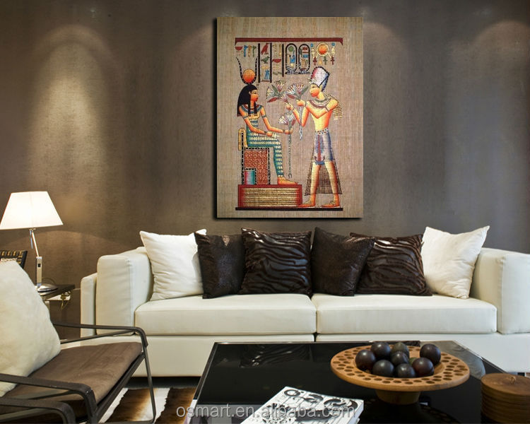 Pure art lage prijs muur decoratieve schilderen voor woonkamer