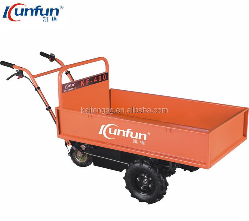 2017 HOT SELL KUNFUN-400B MINI CARRYING <strong>TRUCK</strong>