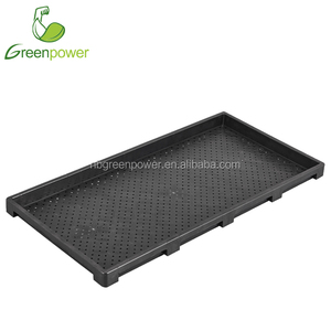 Good quality hard plastic rice seedling tray