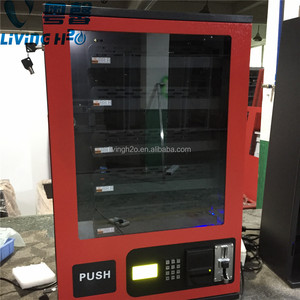 Commercial condom/cigarette vending machine