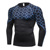 mens Workout slim fit long sleeve gym t shirt private label Athleisure t shirt manufacturer