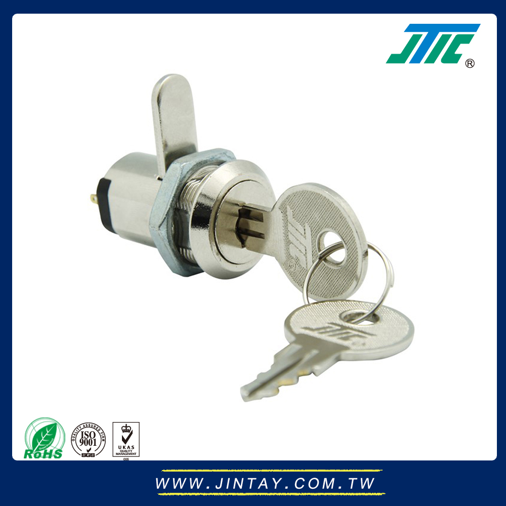 Dual Functioned Electrical Switch Key Lock
