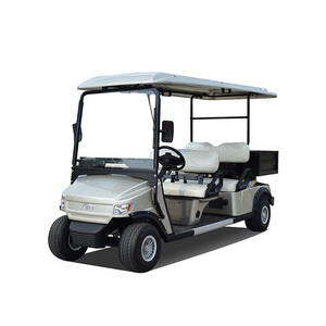 Popular 4 people golf car price golf cart accessories for club car