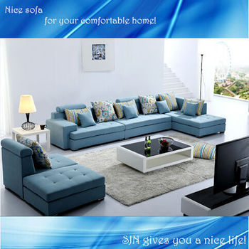 Corner Sofa Set Designs S8519