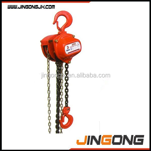 Good quality chain block from Jin Gong ,China