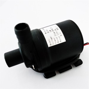 Wholesale low price hot water pump 12v24v dc pressure electric fuel 12v flow submersible MPA6015W 800l/h