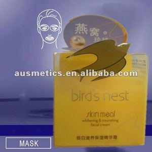 OEM Bird's Nest Moisturizing &Whitening Facial Mask
