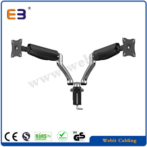 with 2pcs spring arms, 10
