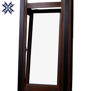 China supplier good quality UPVC soundproof small sliding window