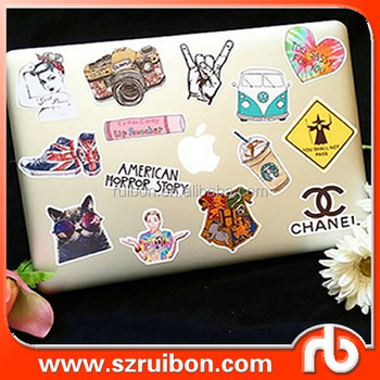 Custom laptop decal vinyl sticker decals bumper sticker custom die cut stickers