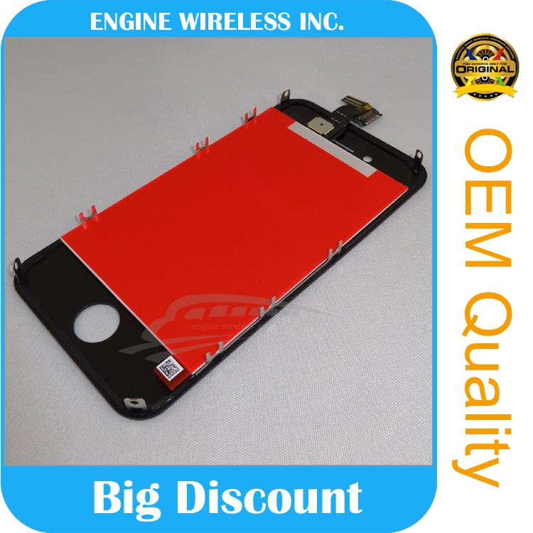 "gsm cdma,for iphone 4g screen display,3.5"" inch tft screen"