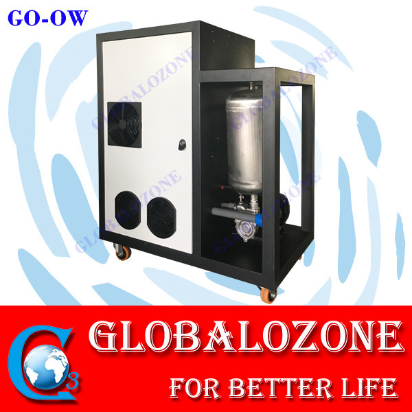 Oxygen water micro nano bubble generator 2T/H for aquaculture fish farm