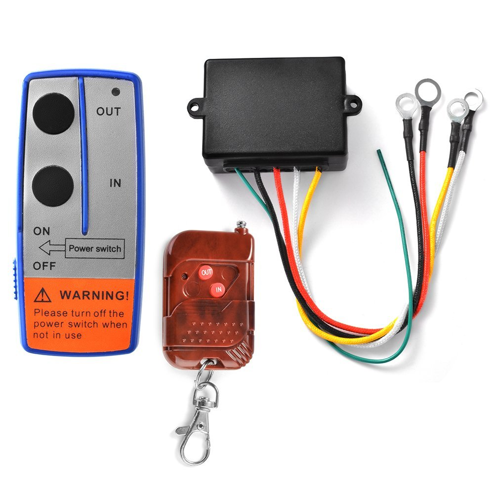 Cheap Electric Winch Control Switch, find Electric Winch Control ...