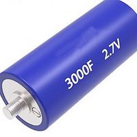 Solar battery supercapacitor 2.7v 1000F 1200F 1500F graphene supercapacitor 1500 farad super capacitor