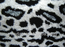 Hi-pile faux fur fabric, high pile fake fur fabric