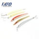 FJORD High quality banana bait metal lead banana fishing lure trolling jig