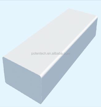 House application exterior decorative pvc foam trim - Exterior decorative foam molding ...