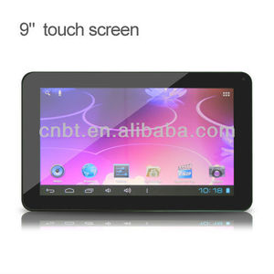 Top seller 9 inch android mini pc dual core rk3168