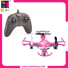 VS cheerson cx-10 2.4G 4CH 6 Axis UAV X6 nano drone mini rc quadcopter