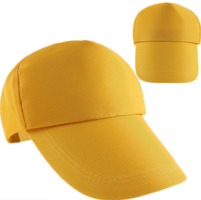 Promotional custom 100% cotton 6 panel Custom Baseball Sports Cap Hat for both men and women