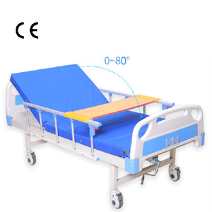 Two Functions - Economical Medical Metal Hospital Bed - Hospital Use