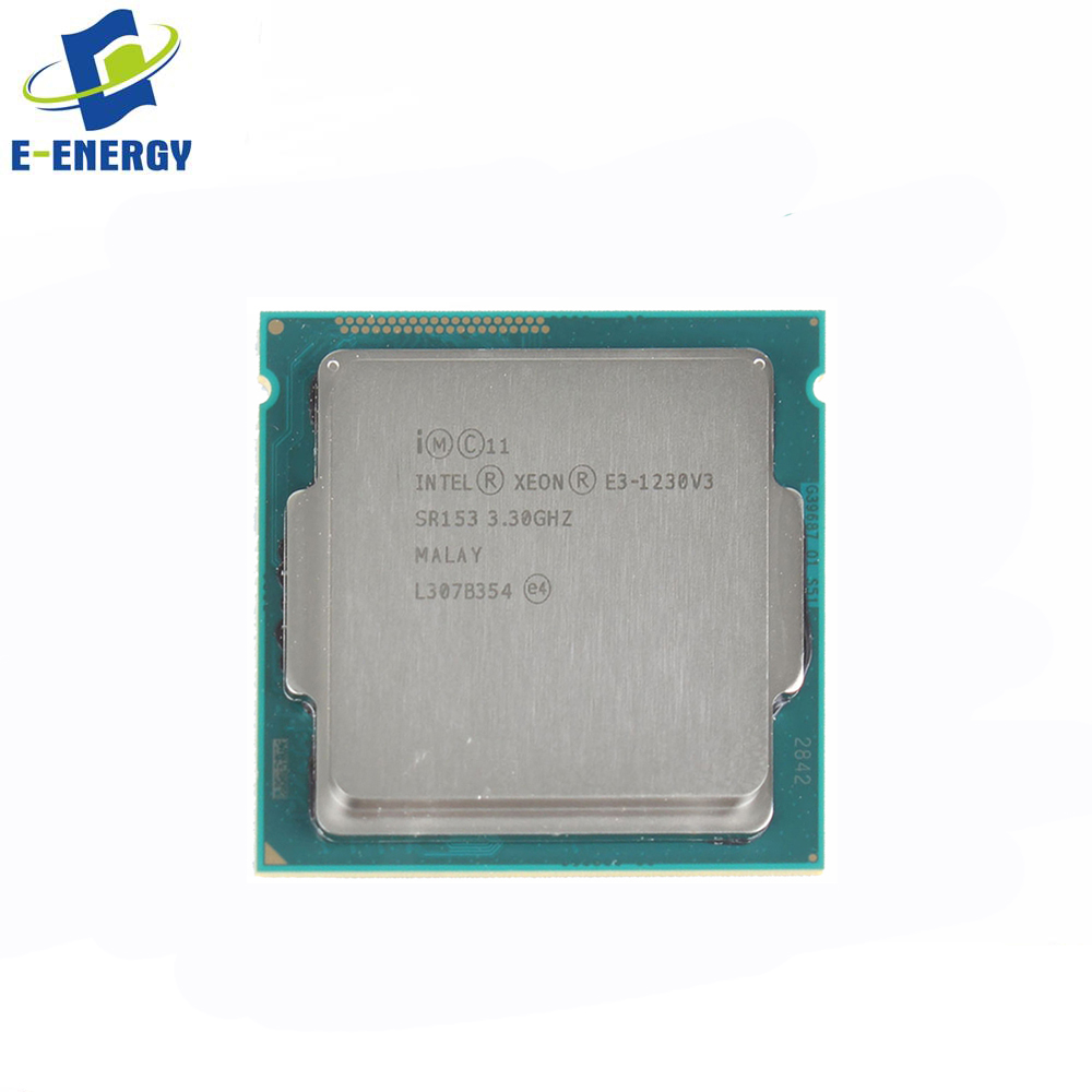 SR153 E3-1230V3 3.2GHz LGA1150 Inter Xeon Server CPU
