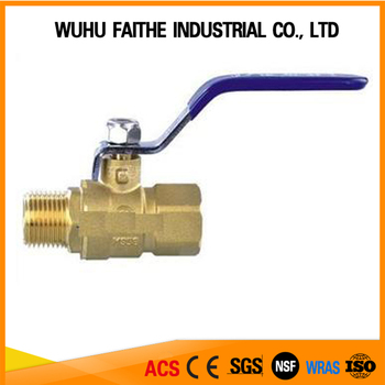 Different Type Brass Ball Valve Manufacture In China