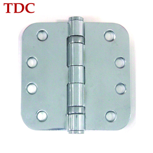 "4"" x 4"" with 5/8"" radius corners Commercial Ball Bearing Hinges"
