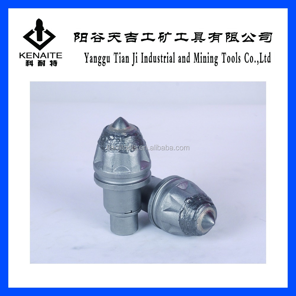KENAITE Conical drill bit for civil engineering excavation