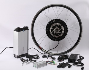 Cnebikes rear/front wheel 48v 750w /1000w hub motor electric bicycle kits with battery