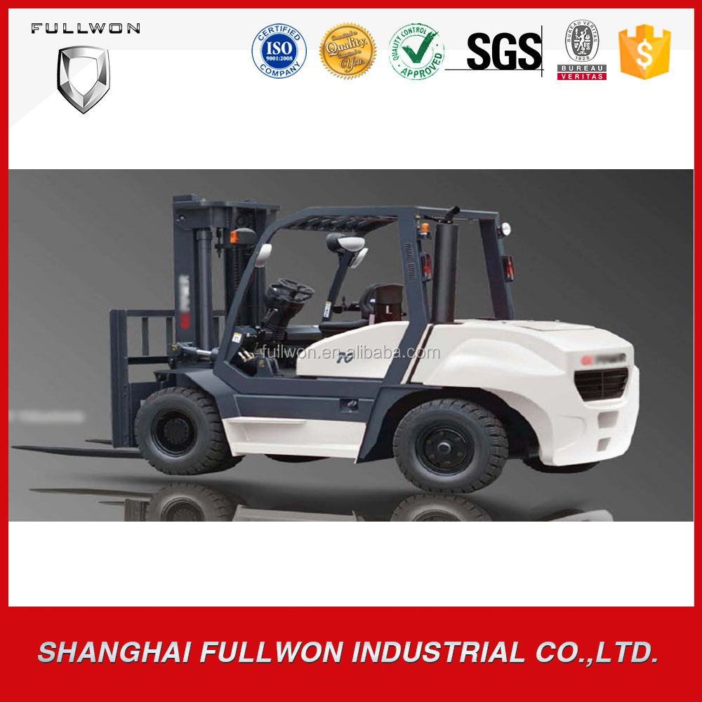 High-quality new forklift toyota FD70 7 ton diesel forklift best price