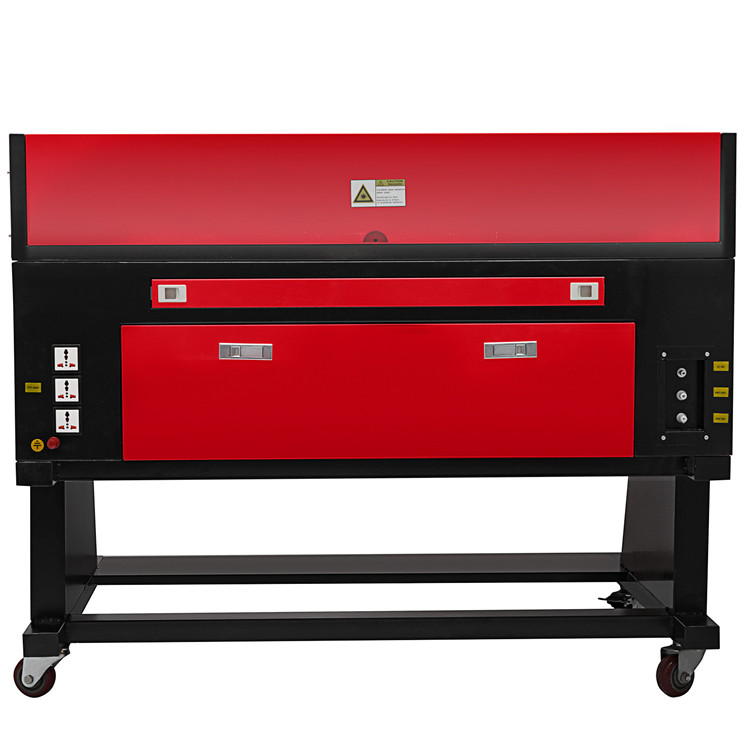 USB Carving Tool Artwork Laser Engraving Machine 80W CO2 500x700mm Laser Cutting Machine