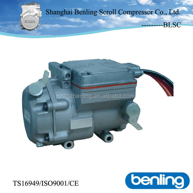 12v air conditioner compressor, View 12v air conditioner compressor,  BENLING Product Details from Shanghai Benling Scroll Compressor Co , Ltd   on
