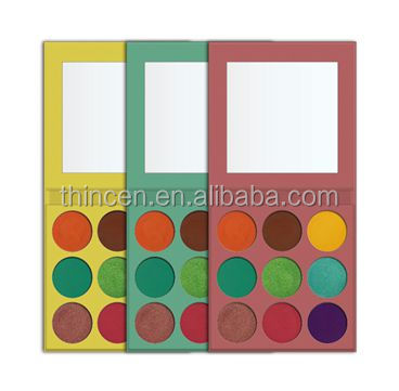 Best Selling Your Own Brand Makeup 16 Colors Eyeshadow Palette Private Label