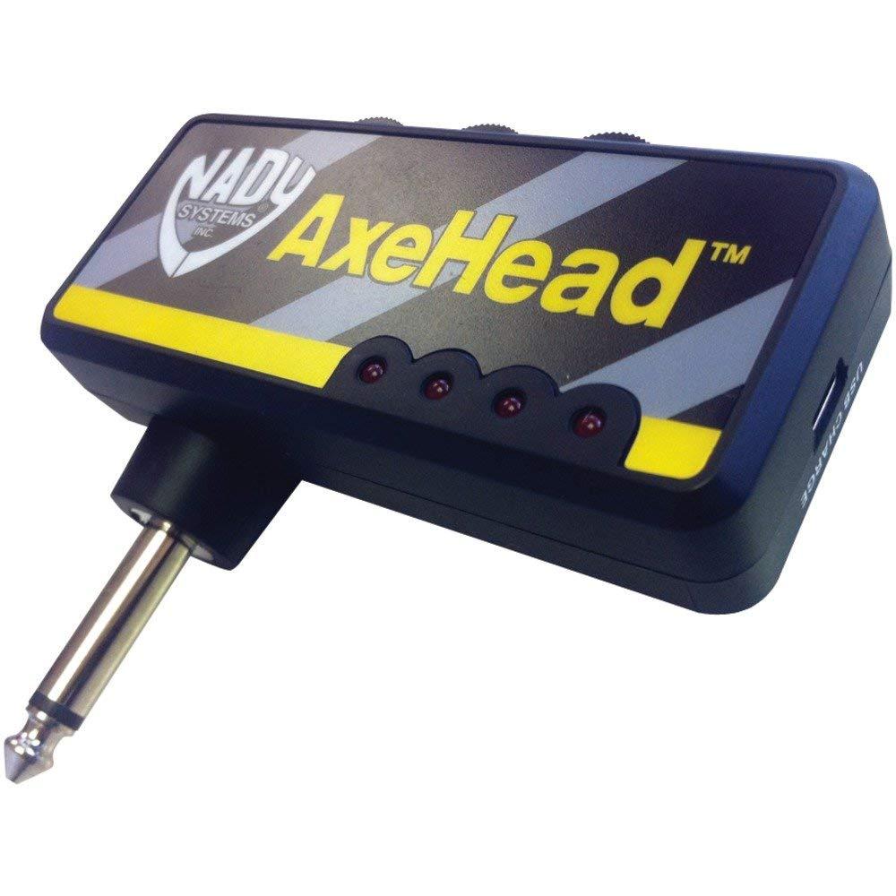 NADY AxeHead AxeHead(TM) Mini Headphone Guitar Amp Consumer electronic