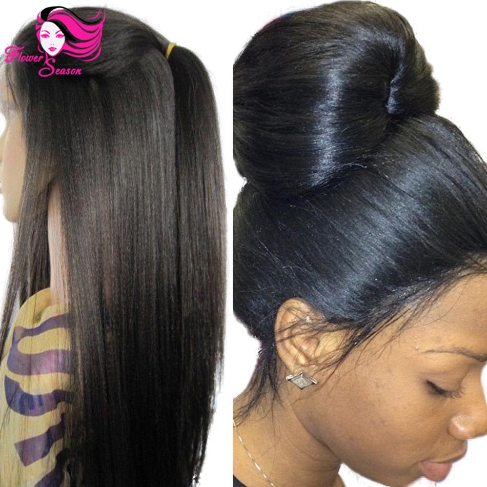 Wig Human Natural Hair