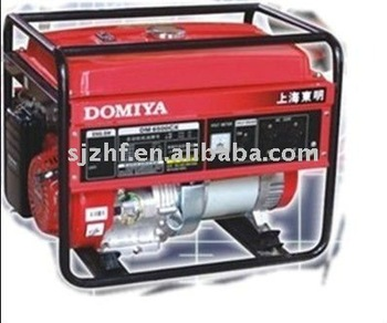 DM1500CX 1kw single-phase gasoline generator set